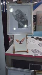 Art Exhibit-Hobby craft