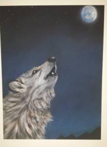 Pastel Framed £85
